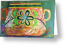 Memories Of Mexico Greeting Card
