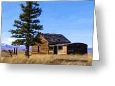 Memories Of Montana Greeting Card