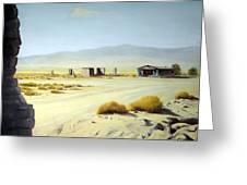 Memories Only Ballerat Calfornia Greeting Card by Evelyne Boynton Grierson