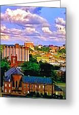 Memphis Church Greeting Card