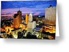 Memphis, Tennessee Greeting Card