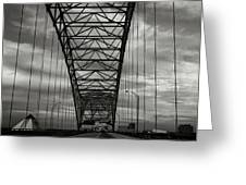 Memphis Two Greeting Card
