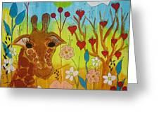 Mending Love Greeting Card