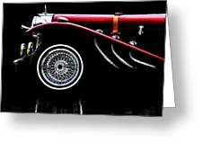 Mercedes Benz Ssk  Greeting Card
