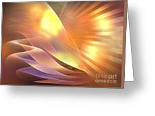 Mercury Sand Dunes Greeting Card