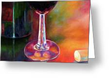 Merlot Greeting Card