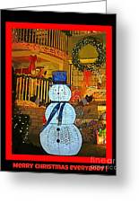 Merry Christmas Everybody Greeting Card