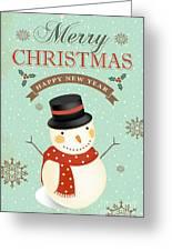 Merry Christmas-jp2766 Greeting Card