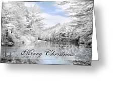 Merry Christmas - Lykens Reservoir Greeting Card