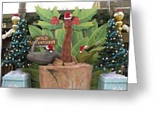 Merry Christmas - Wild Adventures Greeting Card