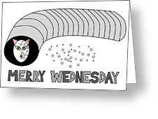 Merry Wednesday Greeting Card