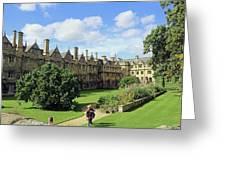 Merton Gardens Greeting Card