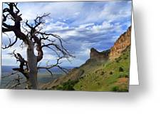 Mesa Verde Mood Greeting Card