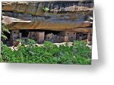 Mesa Verde National Park 4 Greeting Card
