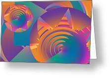 Mescalito Greeting Card