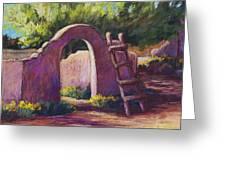 Mesilla Archway Greeting Card