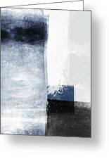 Mestro 3- Abstract Art By Linda Woods Greeting Card