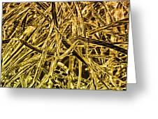Metallurgy Greeting Card