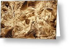 Metamorphoses Greeting Card