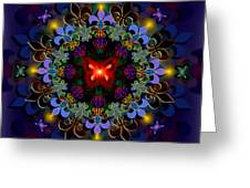 Metamorphosis Dream II  Greeting Card