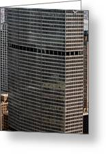 Metlife Building - 200 Park Avenue In Nyc Greeting Card