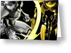 Metroid Greeting Card