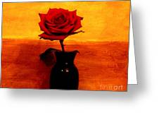 Mexicalli Rose Greeting Card
