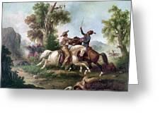 Mexico: Hapsburg Reign Greeting Card