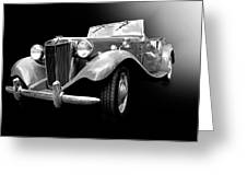 Mg-td Greeting Card