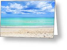 Miami Beach Greeting Card