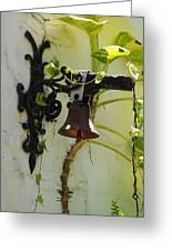 Miami Monastery Bell Greeting Card