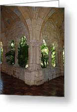 Miami Monastery Greeting Card