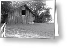 Micanopy Barn Greeting Card