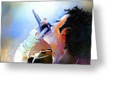 Michael Jackson 06 Greeting Card