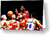 Michael Jordan 1985 Rookie Of The Year By Brian Reaves