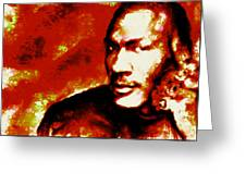 a2d726b3d102c7 Michael Jordan 6 Rings Mixed Media by Brian Reaves