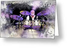 Mick Fleetwood Greeting Card