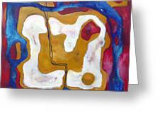 Microbes Greeting Card
