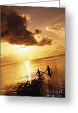 Micronesia, Guam Greeting Card