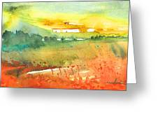 Midday 06 Greeting Card
