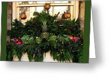 Middleburg Window Charm Greeting Card