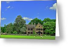 Middleton Place Plantation Greeting Card