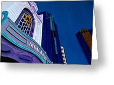 Midland Theater Greeting Card