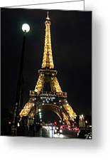 Midnight In Paris Greeting Card