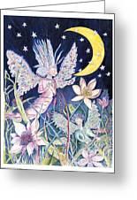 Midnight Magic Greeting Card