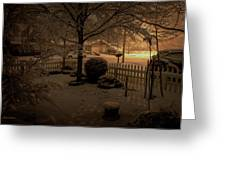 Midnight Special Greeting Card