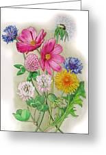 Midsummer Day Dream Greeting Card
