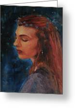 Midsummer Night Fairy Greeting Card