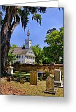 Midway Congregational Church Greeting Card