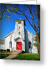 Midway Locust Grove Church Greeting Card